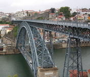 Brücken in porto